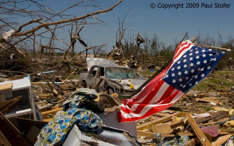 Picher, Oklahoma Tornado Damage