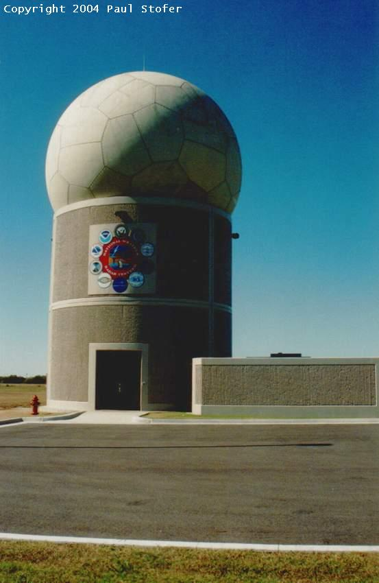 NSSL's Phased Array Radar
