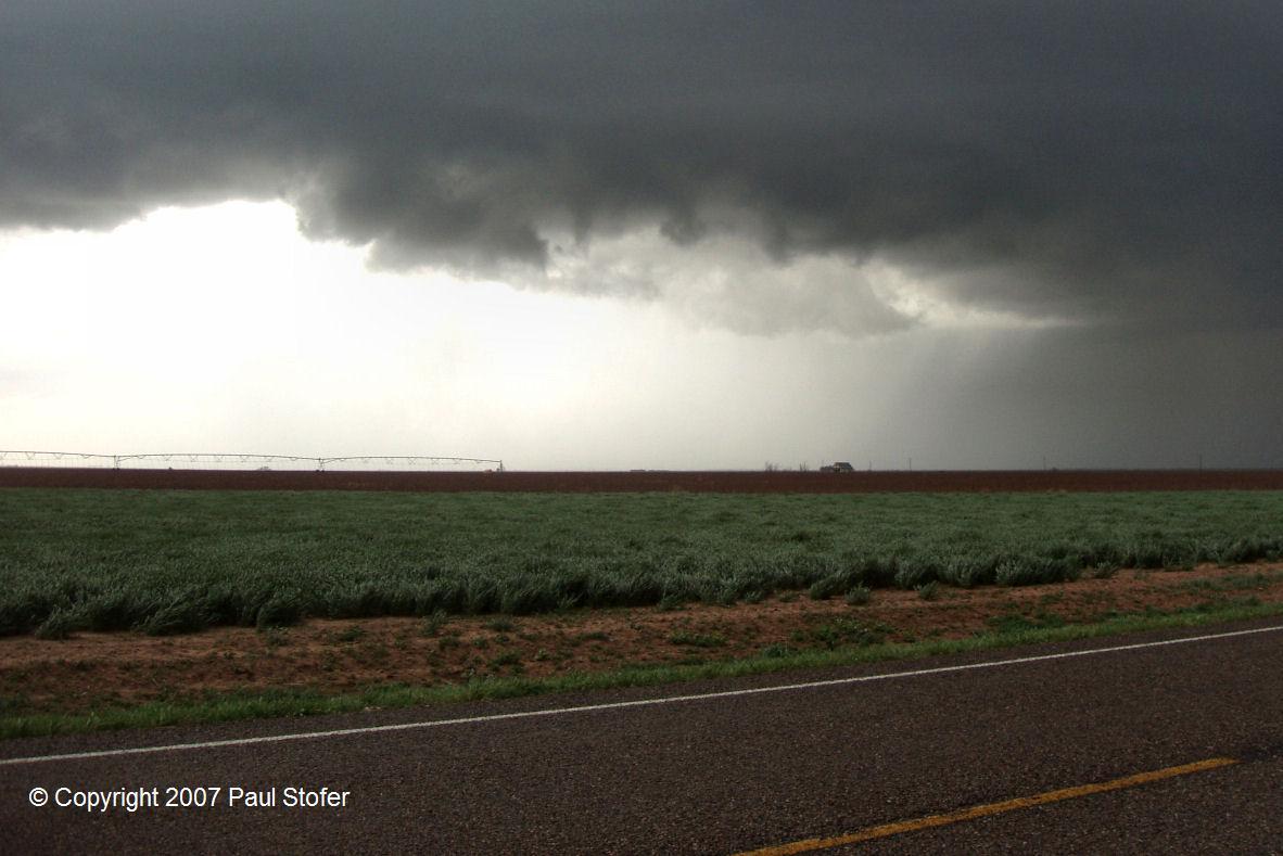 Hereford, Texas Tornado