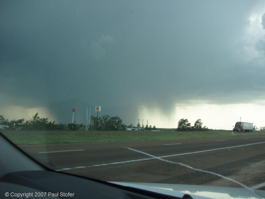 Saint Peter, Kansas Storm Initiation