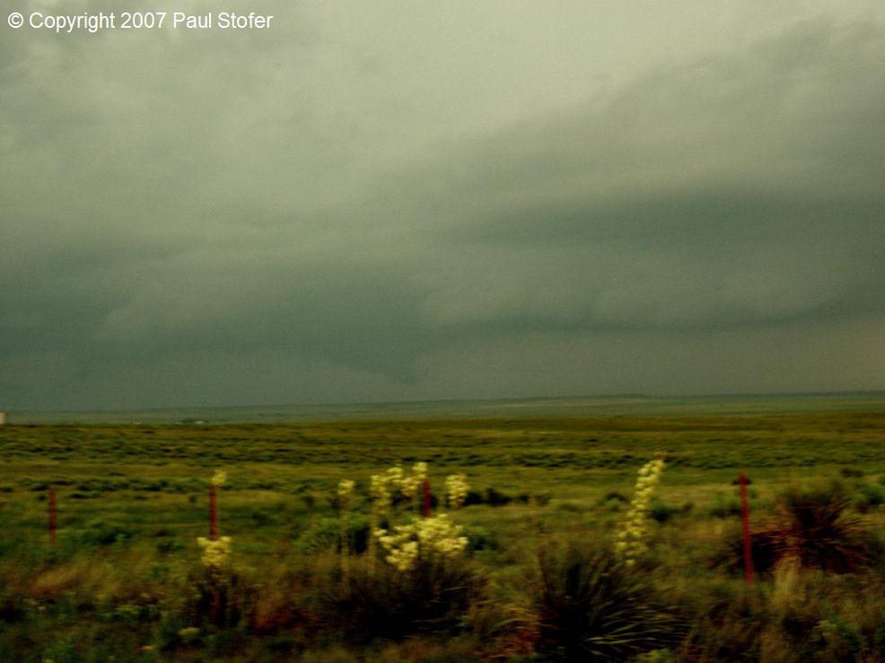 Canadian, Texas - Possible Tornado