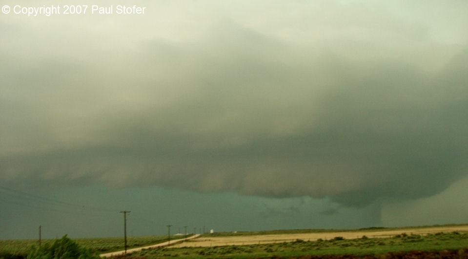 Canadian, Texas - Storm Structure