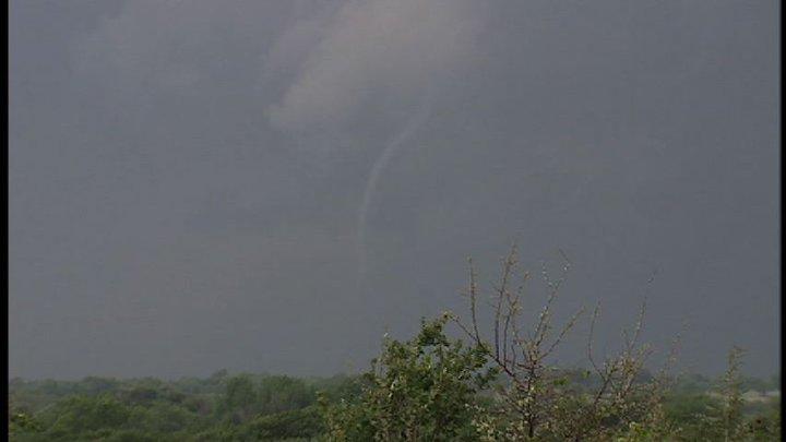 Hill County Tornado