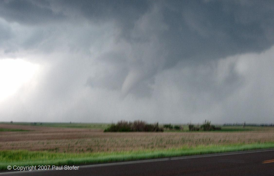 Saint Peter, Kansas tornado