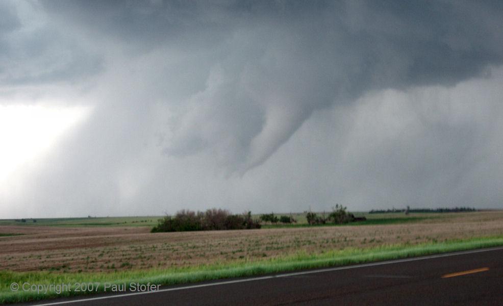 Saint Peter, Kansas - Tornado