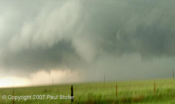 Canadian, Texas tornado