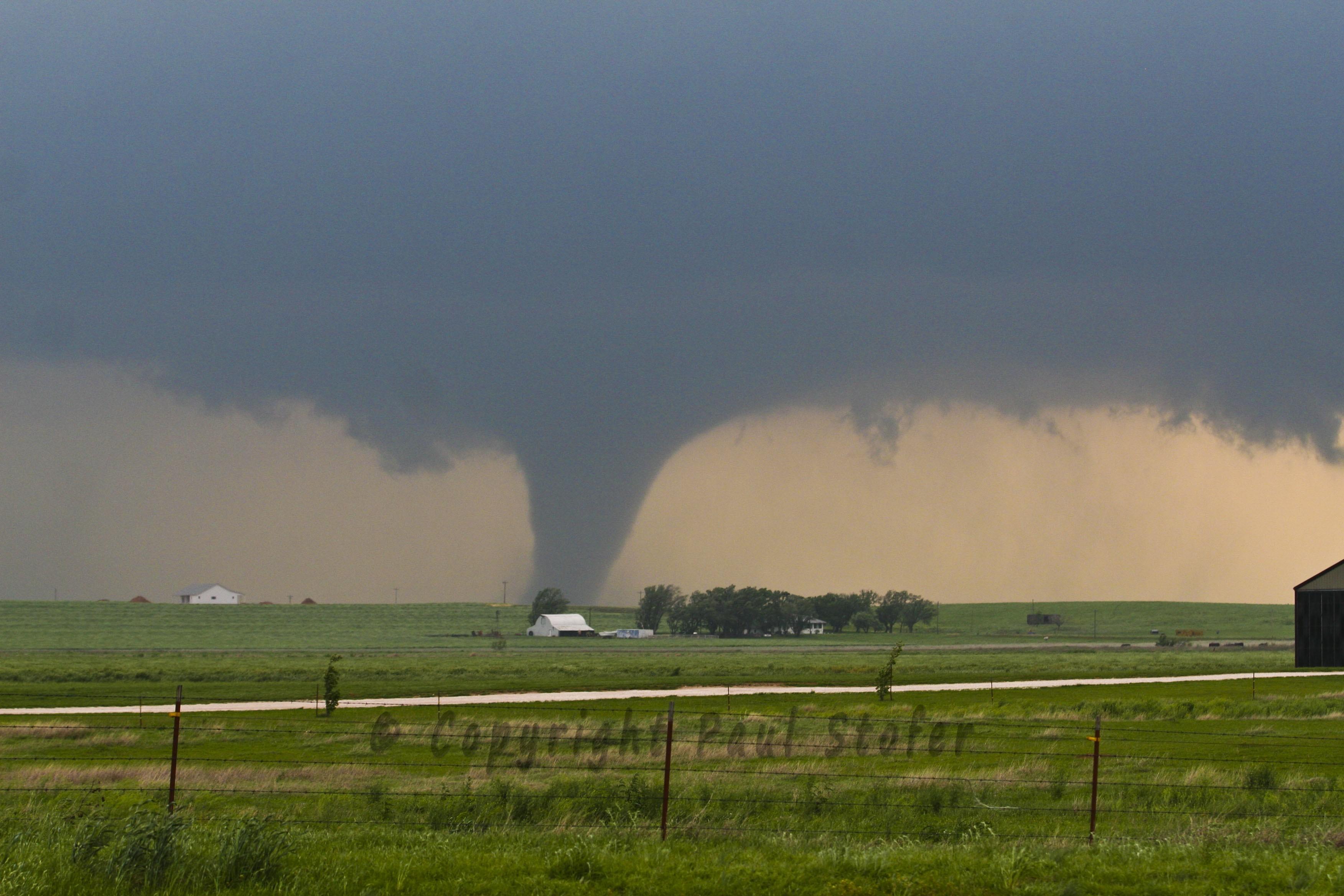 Cherokee, Oklahoma Tornado