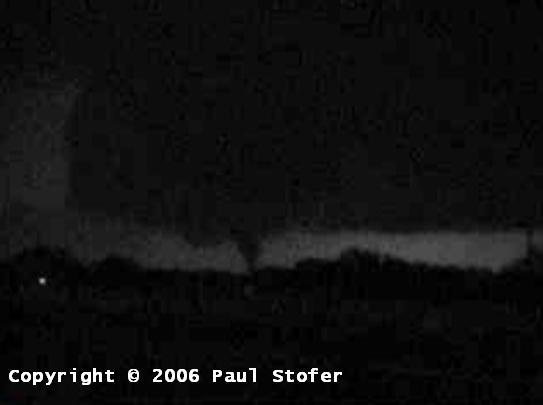 Westminster Tornado