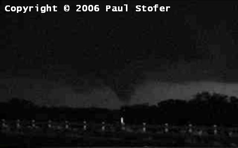 Paul Stofer Tornado in Westminster Texas