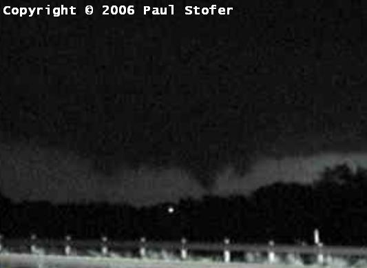 Tornado in Westminster Texas